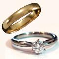 デザインが古く、娘さんにも要らないといわれた指輪