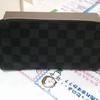 7月30日(月)栃木店★ルイヴィトン(LOUIS VUITTON)ジッピーウォレットヴェルティカル N63095 グラフィット買取ました。