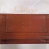 ベンテン綾瀬タウンヒルズ店☆【クロエ】長財布買取りました♪小物も買取強化中!