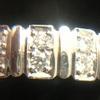 メレダイヤ付きプラチナリング買取りました。プラチナ売るならベンテン イオン相模原店へ♪