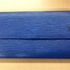 ポシェットポルトモネ・クレディ 長財布 青 ブルー 買取しました!ベンテン宇都宮店では、ブランド販売も行っています(^O^)