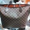 Louis Vuitton ダミエ ネヴァーフルMM買取りました!!