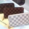 モノグラム ダミエエベヌ アズール 財布買取りました!