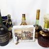 マーテル カミュ ターナー シーバス ジョニーウォーカー ナポレオン 洋酒 買取 致しました 古酒 海外 酒 高く 査定 千葉 鎌取 ベンテン