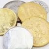 海外 コイン 金貨 銀貨 買取 致しました ゴールド シルバー プラチナ 記念 メダル 硬貨 換金 買取 致します 千葉 おゆみ野 緑区 イオン 3階 ベンテン